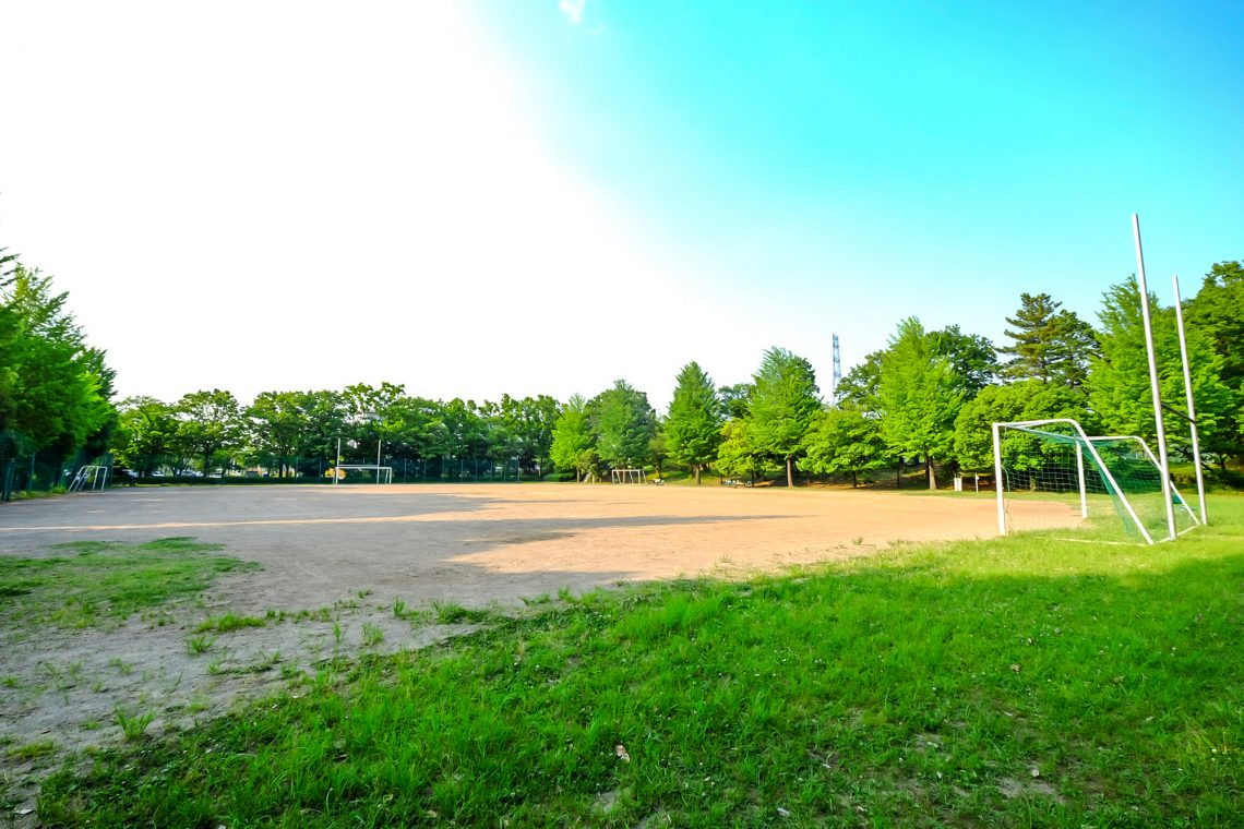 貝取南公園球技場