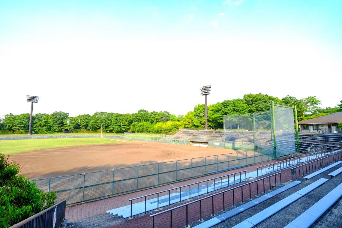 一本杉公園野球場