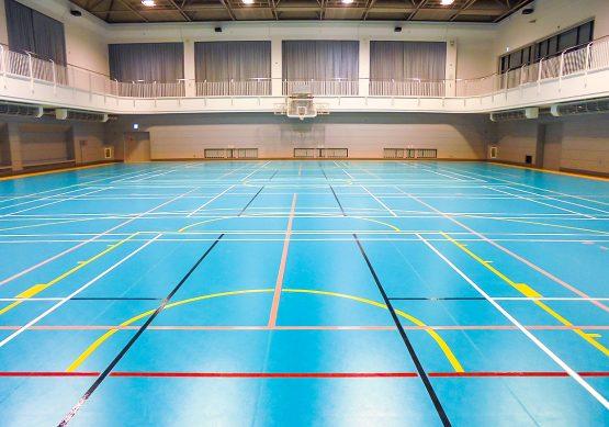 第2スポーツホール
